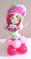 Balloon Centerpieces - Fun Characters - Toronto, Newmarket