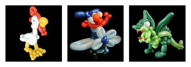 Hire balloon twisting artists for corporate events, kids birthday parties, grand openings, schools and more. Toronto, Newmarket and gta.