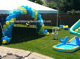 Balloon Arch Decor - Toronto, Newmarket, Vaughan
