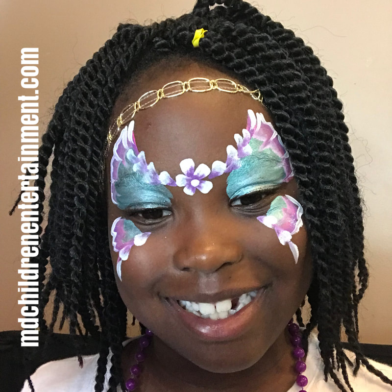 Face painting services for kids parties in Toronto, Brampton, Vaughan, Newmarket and the gta!
