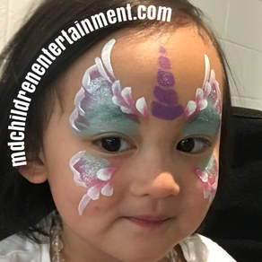 Face painter Tanya provides face painting services in Toronto, Newmarket, Barrie and gta!